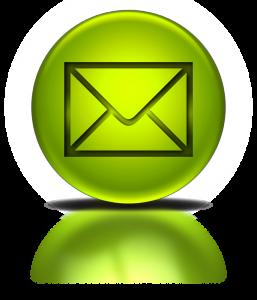 Bienvenidos email